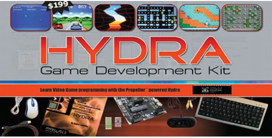 HYDRA™ Game Development Kit