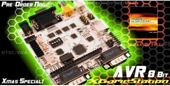 XGS AVR 8-Bit Development System