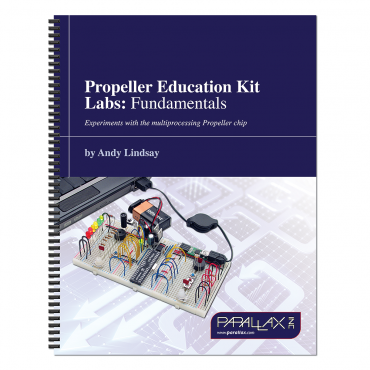 Propeller Education Kit Labs: Fundamentals