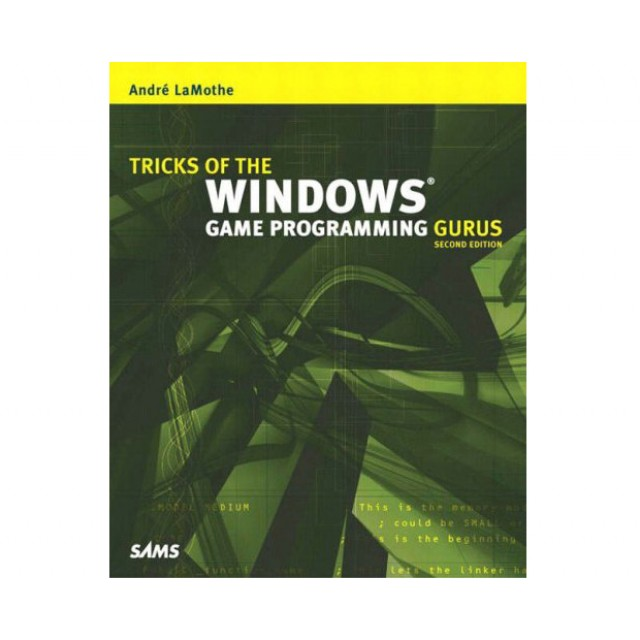 What's new in windows game programming for dummies(r), 2nd edition.