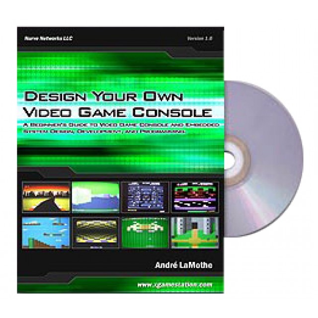 Design Your Own Video Game Console Ebook