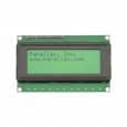 Parallax 4 x 20 Serial LCD (Backlit)