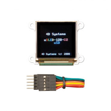 Display µOLED 128 G2