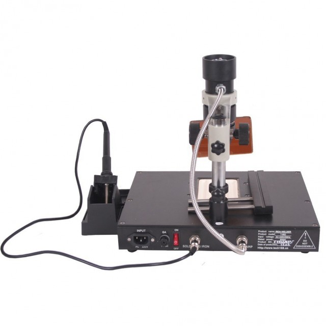 BGA Rework Stations SMD Rework Stations by PDR