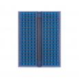 Small Breadboard - Clear Blue