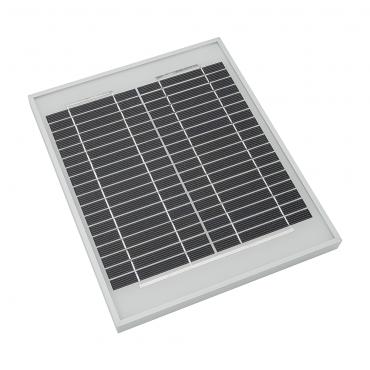 Solar Panel 18V @ 10W, 340 x 280 mm