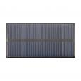 Solar Panel 6V @ 1W, 125 x 63 mm