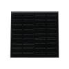 Solar Panel 9V @ 1W, 135 x 135 mm