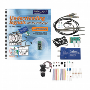 Understanding Signals with the PropScope Parts & Text Kit
