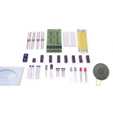 XGS™ Micro Digital Logic Exploration Kit