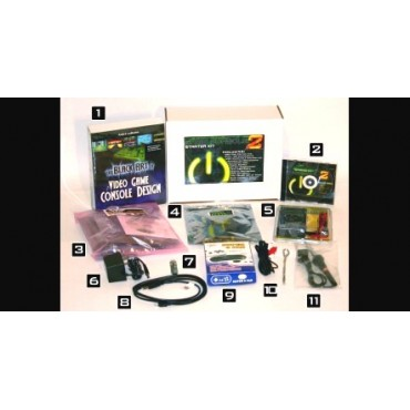 Game Console Starter Kit 2.0 [Self Study Course]