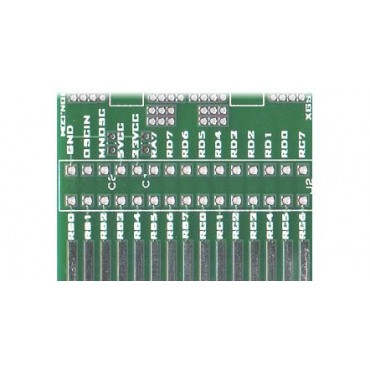 XGS™ Micro Blank Expansion Card