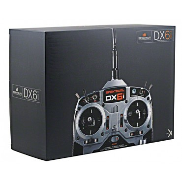 DX6i DSMX 6 Channel Full Range MD1 (Servos not Included)