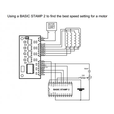 Little Step-U Motor Controller