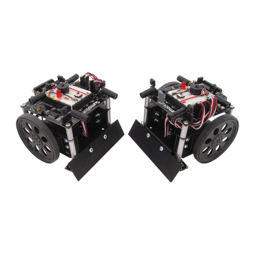 SumoBot Robot Competition Kit - Serial (Includes USB Adapter & Cable)