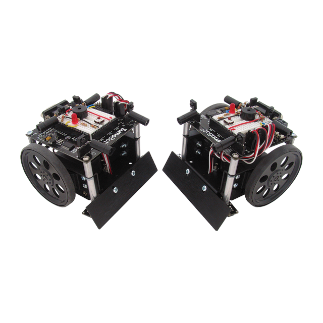 Sumobot Robot Competition Kit Serial Includes Usb Adapter Cable
