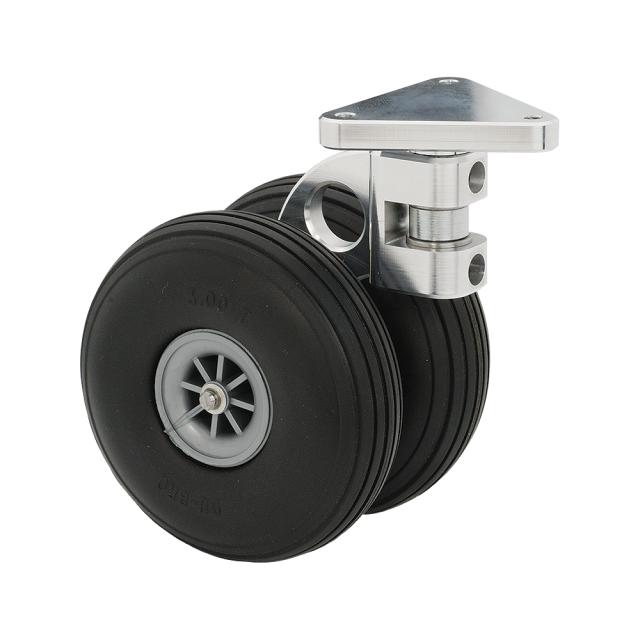 Caster Wheel Kit Rev B