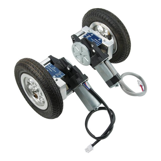 Motor Mount Amp Wheel Kit Aluminum
