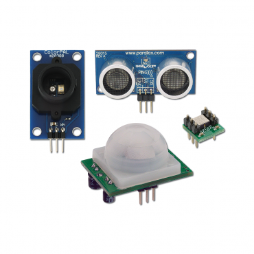 Introduction to Sensors Sampler Pack