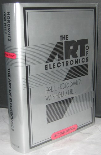The Art of electronics - The Book.