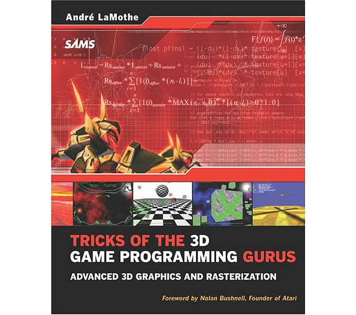 Tricks of the 3D Game Programming Gurus-Advanced 3D Graphics and Rasterization (Other Sams) - The Front Cover.