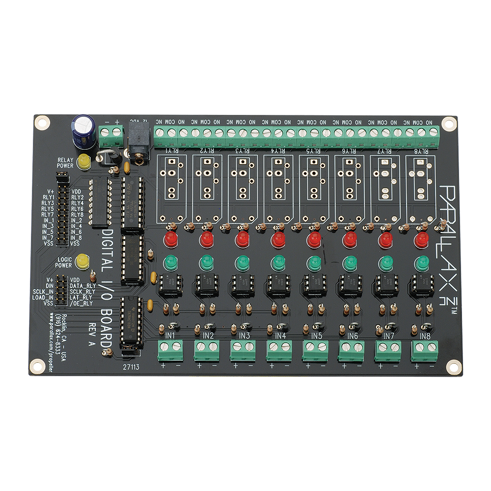 digital i o Product features lead all the digital io port and analog io port, each io port has a.