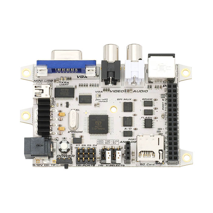 The Prpeller C3 board.