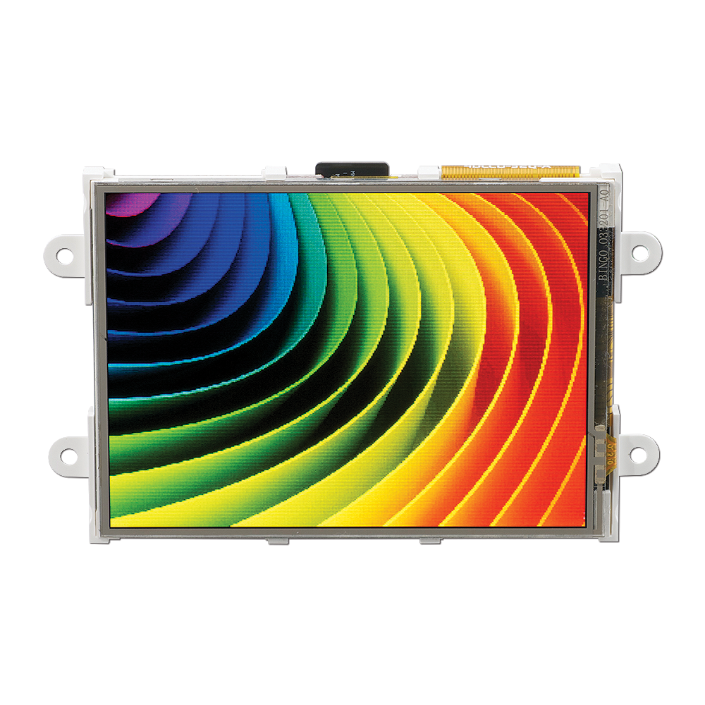 3.2 inches microLCD PICASO Display.