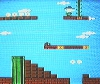 Super Mario Brothers style platformer demo.