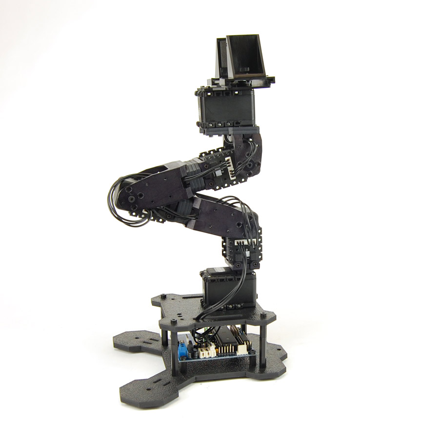 PhantomX Pincher Robot Arm Kit.