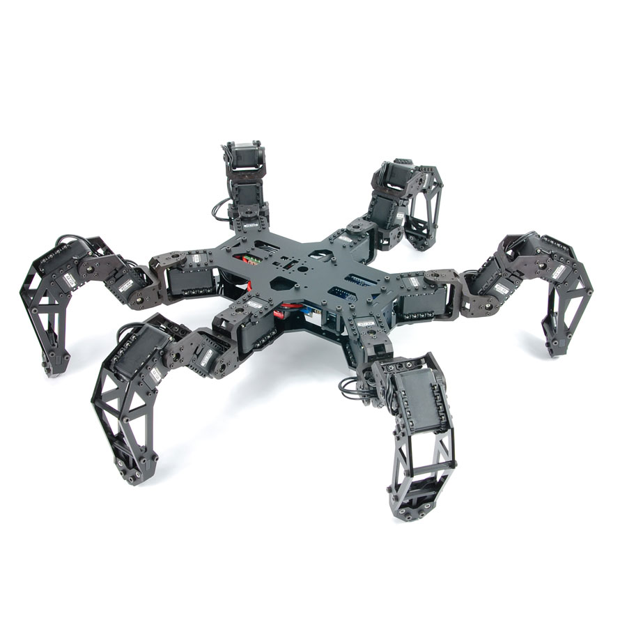 PhantomX AX Hexapod Mark II.