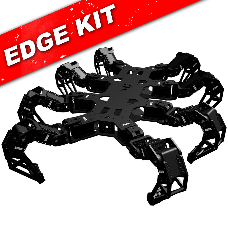 PhantomX Octopod Edge Kit.