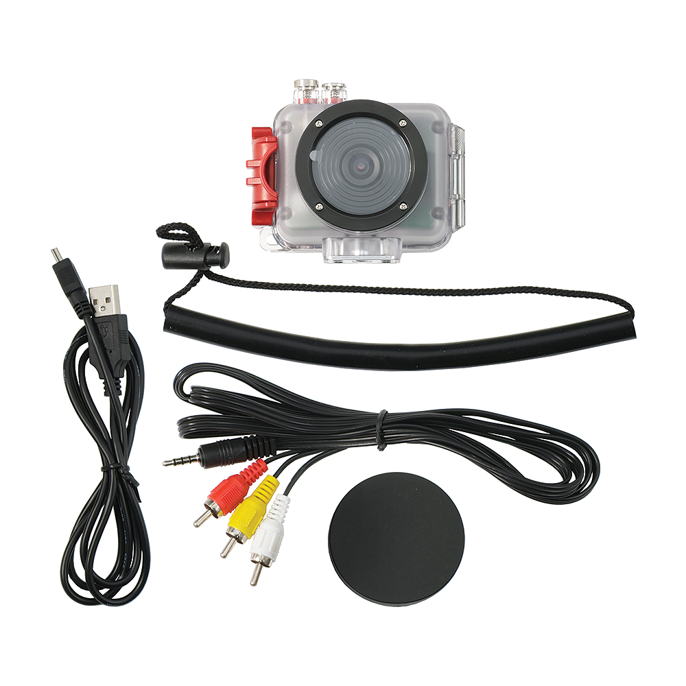 Intova Sport HD Camera - Full Kit.